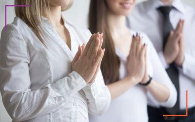 Le yoga en entreprise : ce qu'il peut vous apporter
